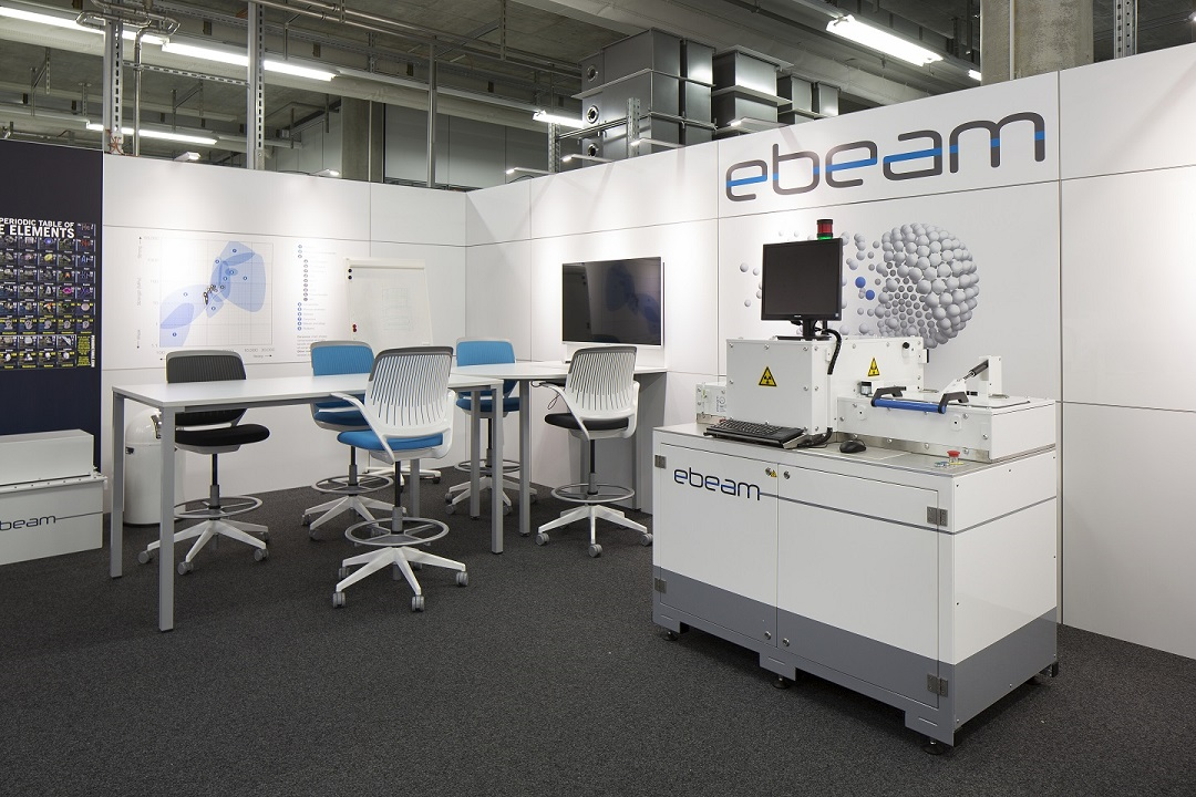 EBLab Low Energy Electron Beam Lab System for R&D