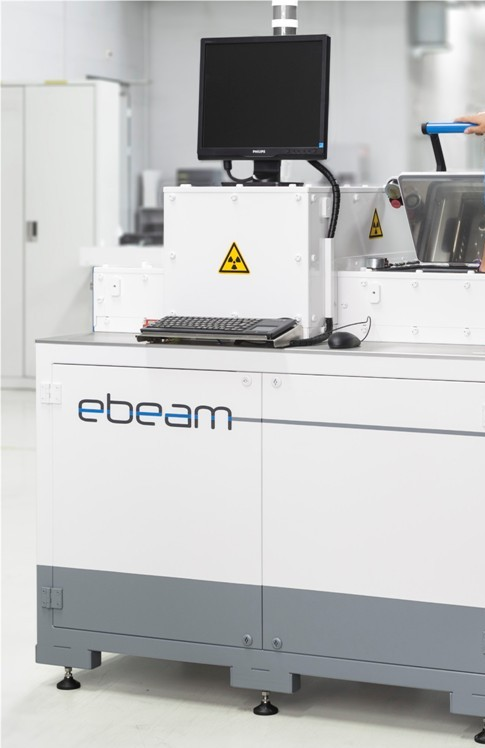 EBLab low energy ebeam system